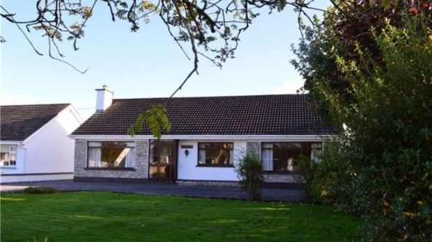 Four-bedroom bungalow at 20 Arden Heights, Tullamore in Co Offaly