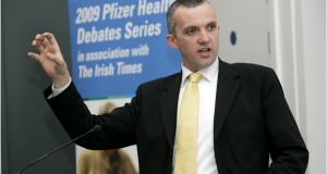 Dr Donal O'Shea, HSE lead for the management of obesity. Photograph: Dara Mac Dónaill/The Irish Times.