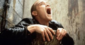 Unspeakably disgusting toilet scene: Ewan McGregor as Renton in    Trainspotting (1996) Weekend Review January 2017. Ewan McGregor as Renton in the Danny Boyle film Trainspotting, from 1996.