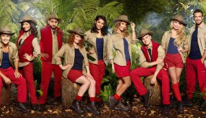 This year's lucky contestants: I'm a Celebrity . . . Get Me Out of Here!