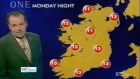 RTÉ bids farewell to 'the winking weatherman' Gerald Fleming