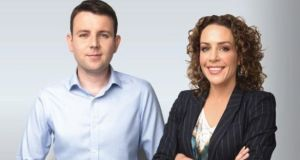 Chris Donoghue presented Newstalk's drivetime programme with Sarah McInerney until earlier this year.