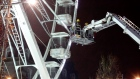 Passengers rescued from big wheel at Galway Christmas market