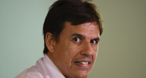 Sunderland have confirmed the appointment of Wales boss Chris Coleman as their new manager. Photograph: Joe Giddens/PA