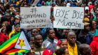 'It is a precious moment': Zimbabweans celebrate Mugabe's fall