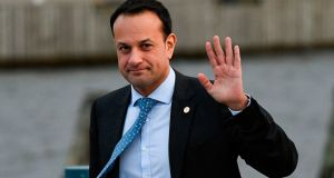 Taoiseach Leo Varadkar has said he would like a new technological university to play a part in the French president's proposal. File photograph: Jonathan Nackstrand/AFP