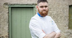 Conor Halpenny is the Euro-Toques young chef of  the year 2017.