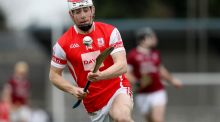 Cuala's Con O'Callaghan was to the fore again on Sunday. Photograph: Oisin Keniry/Inpho