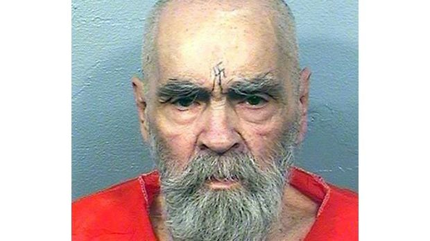 Charles Manson on August 14th, 2017. Photograph: California Department of Corrections and Rehabilitation/AFP/Getty Images
