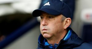 West Bromwich Albion sack manager Tony Pulis