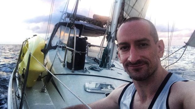Five days on a sail boat in Panama.