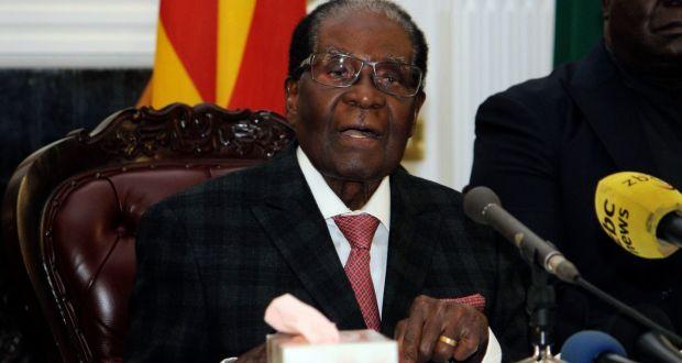 Mugabes stand on homosexuality