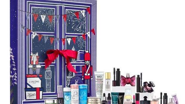 Christmas in Two Cities Advent Calendar, €120