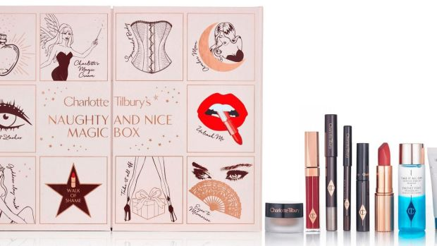Charlotte Tilbury Naughty & Nice Magic Box Advent Calendar (€185)