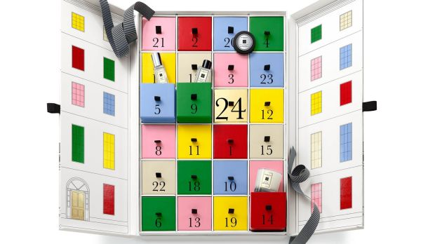 Jo Malone London Crazy Colourful Christmas Advent Calendar (€365)