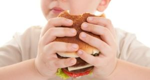 'One in four children on the island of Ireland are overweight or obese'. Photograph: iStock