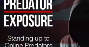 RTÉ producer Kieran Creaven was confronted in Leeds by a group calling itself Predator Exposure.
