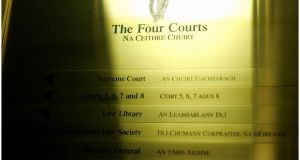 The proceedings by Stapleford Finance Designated Activity Company, Victoria Buildings, Haddington Road, Dublin, against Mr Kearney, Bedford House, Bedford Street, Belfast, were admitted on Monday to the fast-track Commercial Court by Mr Justice Brian McGovern.