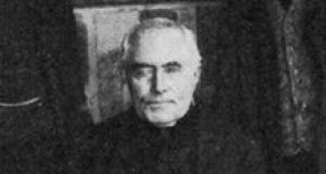 Cork-born Jesuit Edmund Hogan who died 100 years ago on November 26th