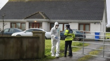 Man in his fifties fatally stabbed at house in Co Offaly