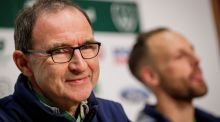 Current Ireland manager Martin O'Neill could be considered for the West Brom job. Photo: Ryan Byrne/Inpho