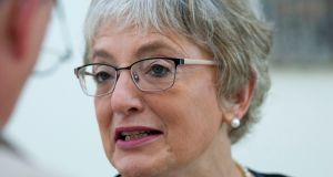 Katherine Zappone, the Minister for Children  will meet the Minister for Communications Denis Naughten, Minister for Justice Charlie Flanagan to discuss digital safety. Photograph: Dave Meehan/The Irish Times