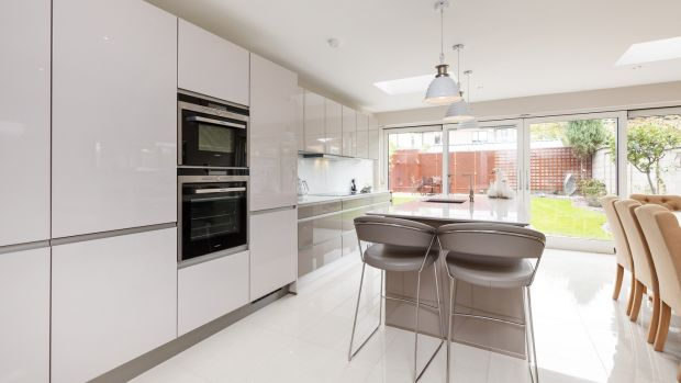 Kitchen at 22 Mount Prospect Lawns, Clontarf, Dublin 3