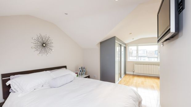 Bedroom at 22 Mount Prospect Lawns, Clontarf, Dublin 3