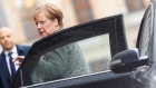 Merkel vows to fight on as new German elections loom