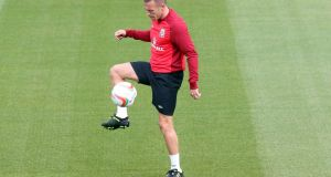Craig Bellamy has expressed his interest in the vacant Wales job. Photograph: Inpho