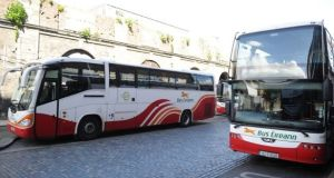 Bus Éireann is seeking cost-reduction measures in an attempt to tackle losses of some €9.4 million annually. Photograph: Aidan Crawley