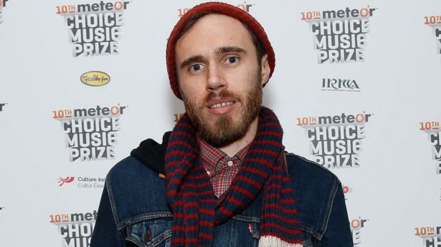 Musician James Vincent McMorrow says he's wanted to build a recording studio in Dublin for the past two years. File photograph: Robbie Reynolds