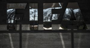 Fifa handed out three lifetime bans for corruption on Tuesday. Photograph: Valeriano Di Domenico/Getty Images