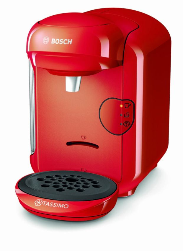 Tassimo Vivy 2 multi-beverage machine, €119.19, Harvey Norman, DID.