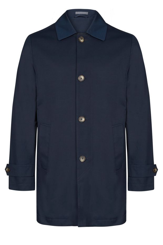 Men's navy jacket, €35, Penneys.