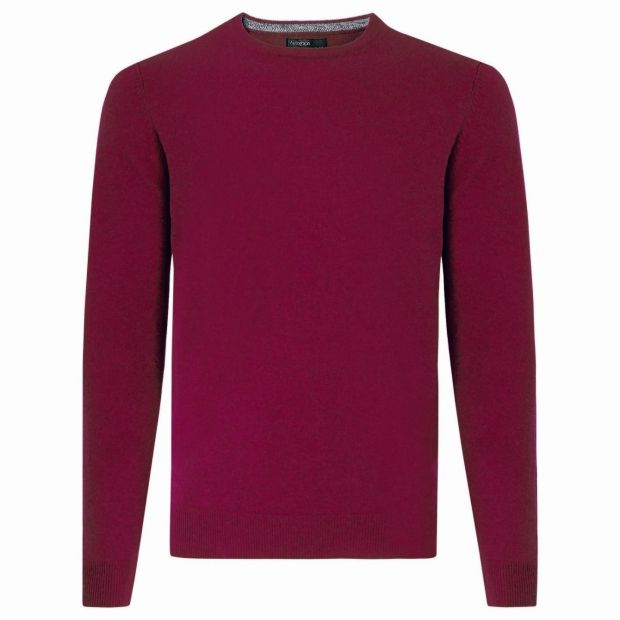 Cashmere jumper, €120, Marks & Spencer.