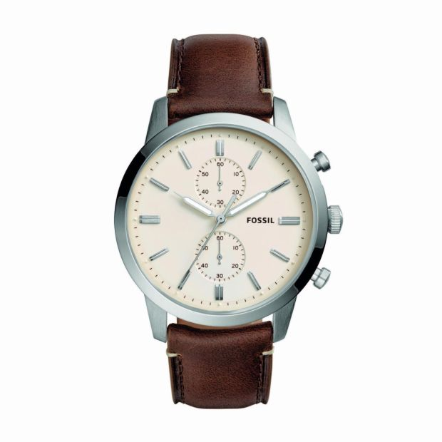 Fossil watch, €159, Arnotts.