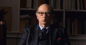 Isaiah Berlin: Experience of the Russian revolutions left him with a deep aversion to political systems that offer certainty in return for devotion. Photograph: Joe Partridge