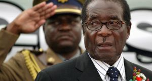 Gallery: Robert Mugabe resigns