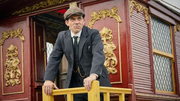 Belfast man Packy Lee has played Johnny Dogs since Peaky Blinders first aired in 2013. Photograph: A Caryn Mandabach and Tiger Aspect Production