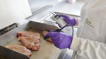 Food testing at Teagasc Food Research Centre in Ashtown, Dublin. Photograph: Alan Betson