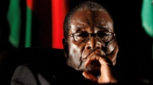Robert Mugabe's path to power