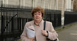 Catherine Murphy, concerned commission  'deviating from the role originally envisaged for it'. Photograph: Cyril Byrne