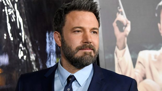 Go back to your bat-mancave: Ben Affleck