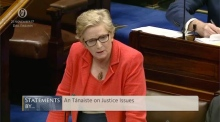 Tánaiste 'held the Garda commissioner accountable' on whistleblowers
