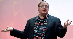 Lasseter: 'No matter how benign my intent, everyone has the right to set their own boundaries and have them respected' Photograph: Reuters