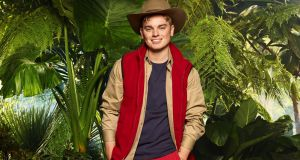 A publicist for Jack Maynard has  confirmed he would be leaving ITV's 'I'm a Celebrity ... Get Me Out Of Here!'. Photograph:   ITV/PA Wire