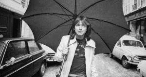 David Cassidy, star of  television programme The Partridge Family,  in London in 1974. Photograph  Ellidge/Express/Getty Images