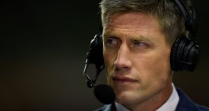 Ronan O'Gara will join up with The Crusaders next month. Photograph: Clodagh Kilcoyne/Reuters