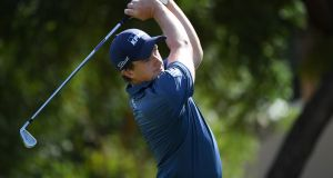 Paul Dunne is likely to feature at the EurAsia Cup. Photograph: Ross Kinnaird/Getty Images